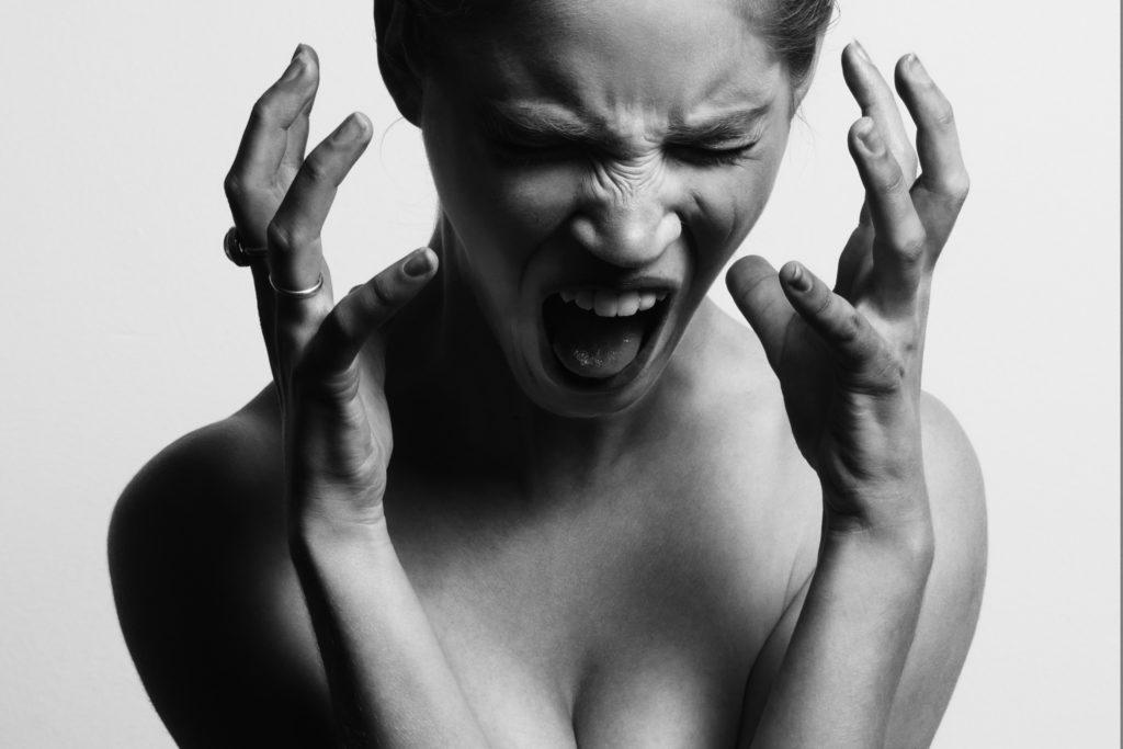 sposa in panico | stress matrimonio