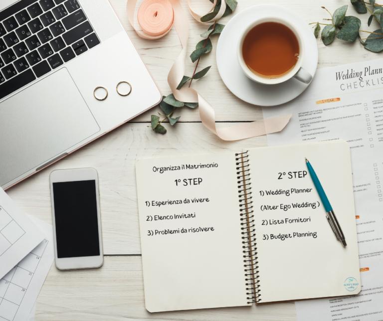 organizzare matrimonio | wedding planner