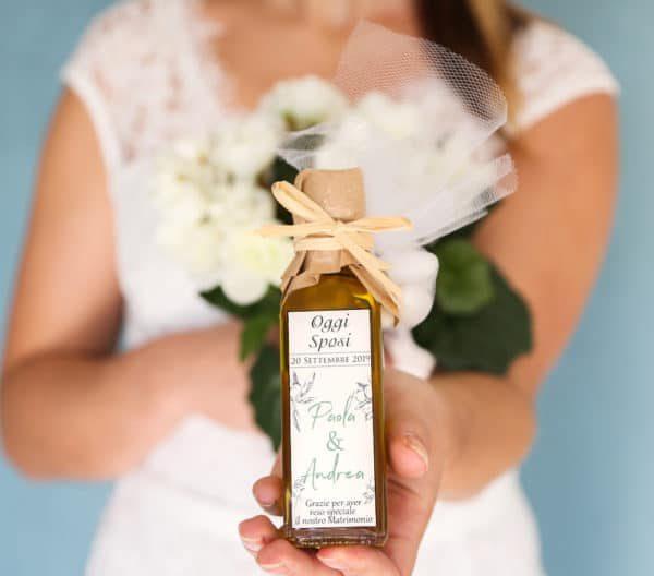 bomboniere matrimonio | bomboniera olio