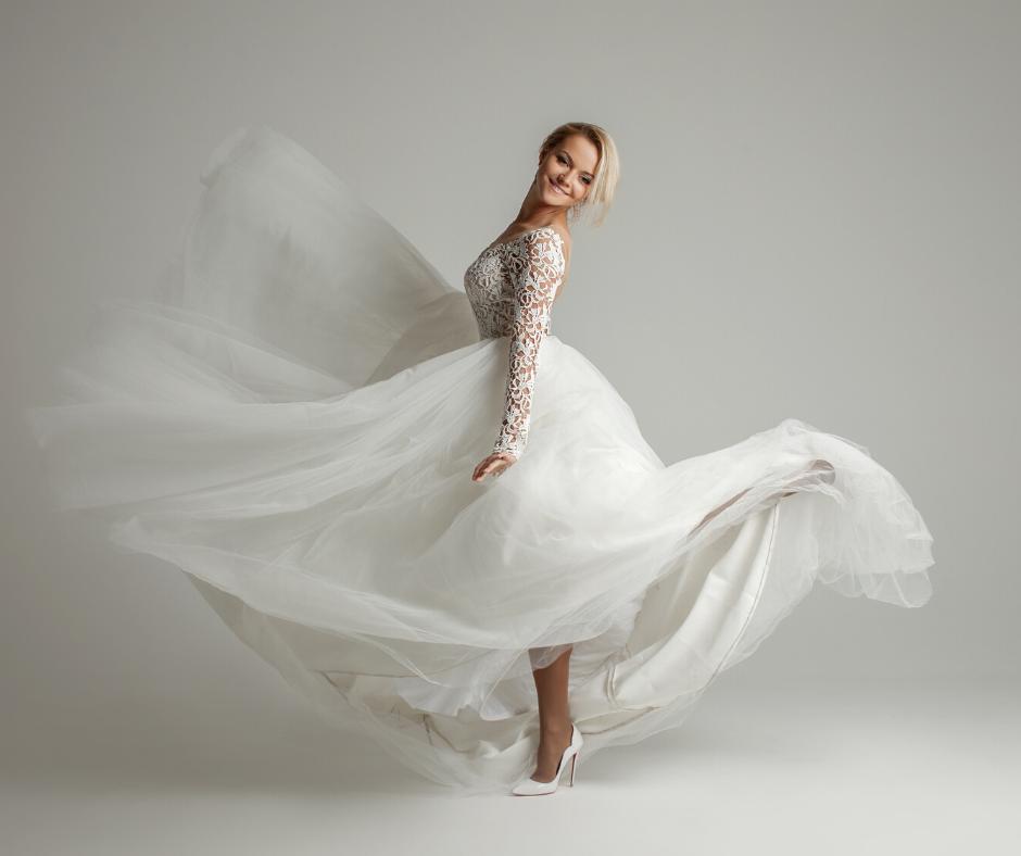 come scegliere l'abito da sposa giusto   abito da sposa   domande atelier