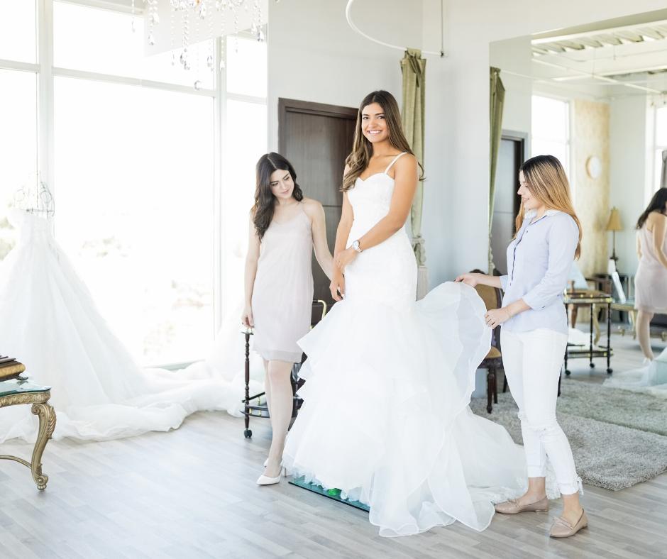 come scegliere l'abito da sposa   abito giusto