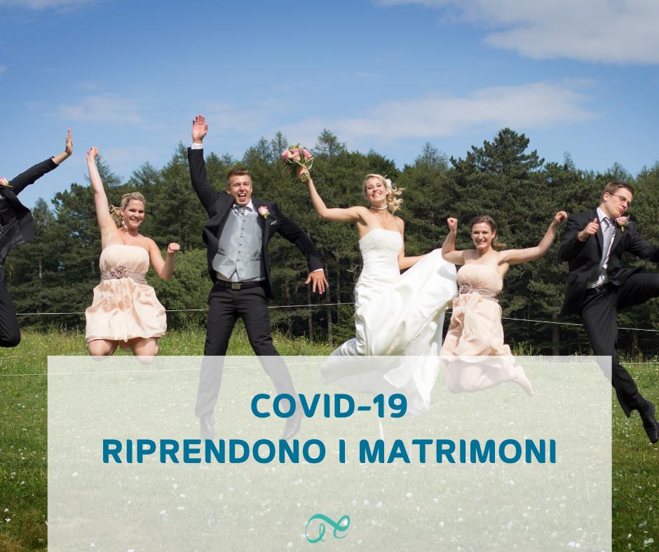 covid 19 | matrimonio covid19