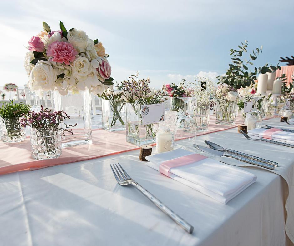 Coordinare matrimonio | allestimenti matrimonio | tavolo imperiale