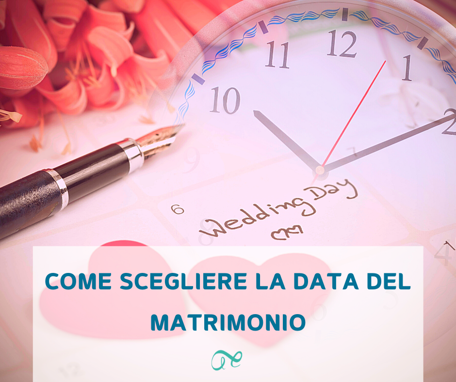 data del matrimonio | wedding date