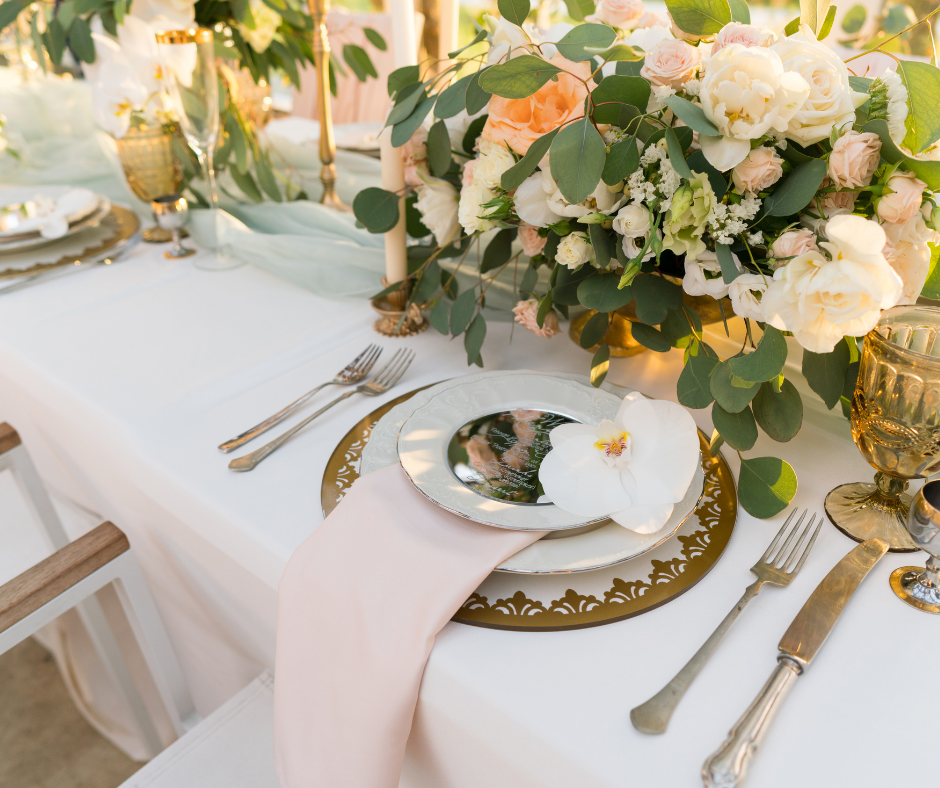 tavolo imperiale | matrimonio