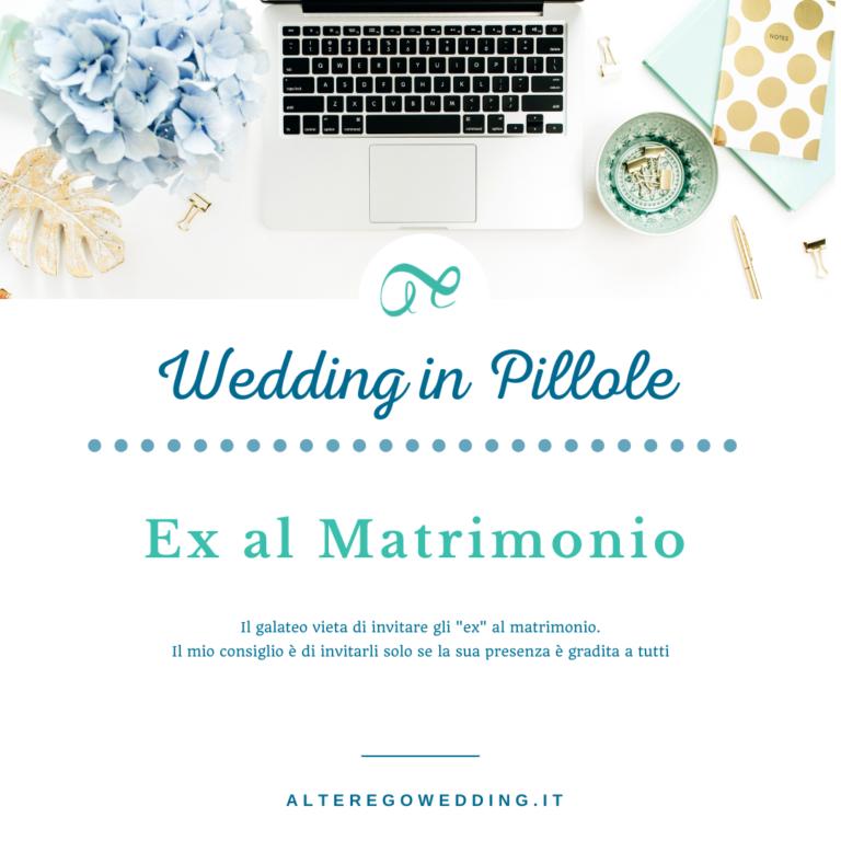 Pillole di Wedding (1)