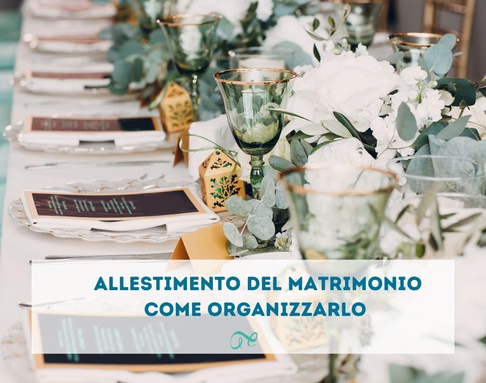 Come organizzare l'allestimento matrimonio |Alter Ego Wedding