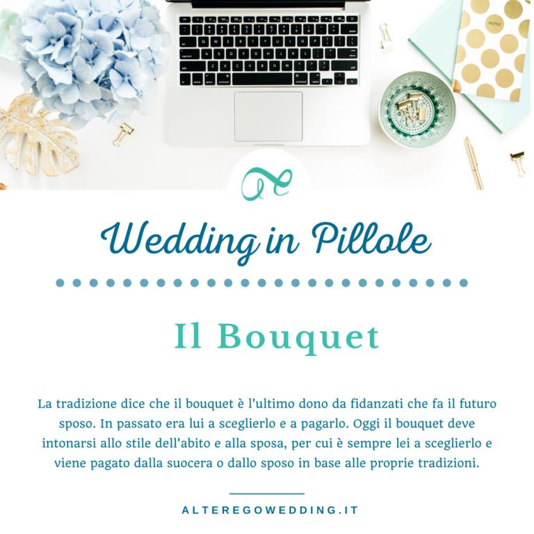 come organizzare il matrimonio | bouquet sposa